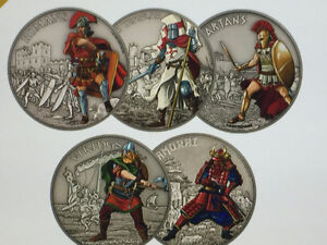 silver coins (Ancient Warriors)