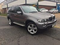 "BMW X5 3.0D SPORT!! FACE LIFT MODEL """"05PLATE""""ALLOYS ELECTRIC WINDOWS ELECTRIC MIRRORS"