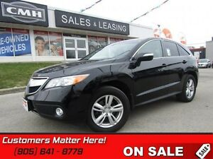 2013 Acura RDX   AWD, LEATHER, SUNROOF, POWER SEAT!