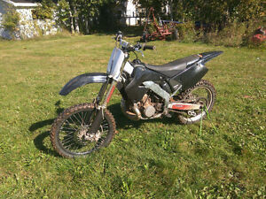 2001 Honda Cr250 great shape