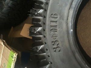SS M16 interco tire