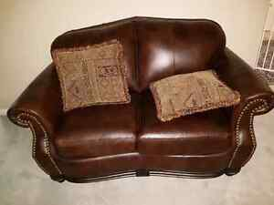 Prestige 100%,Genuine leather couch set