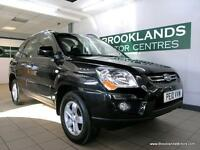 Kia Sportage 2.0 CRDI XS 2WD [6X SERVICES and LEATHER]