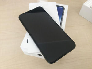 IPHONE X SPACE GREY 64GB LIKE NEW IN BOX