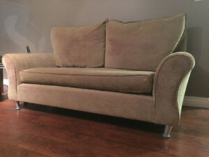 Sofa & Loveseat (custom made from Bertoni's) Windsor Region Ontario image 2