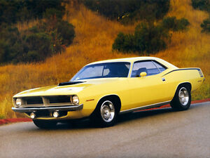 Serious Buyer Looking for a 1970-1971 Plymouth Cuda