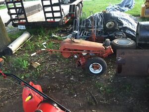 Gravely and attachments  for sale Cambridge Kitchener Area image 2