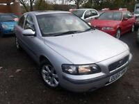 2002 Volvo S60 2.4 S 4dr 4 door Saloon