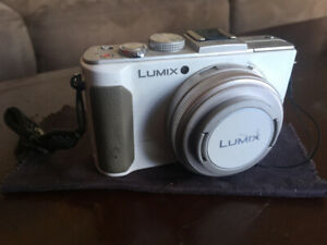 Panasonic Lumix DMC-LX7 Camera