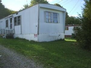 Two Bedroom Mobile Home Hampton