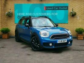 image for 2018 MINI Countryman 2.0 Cooper S 5dr Auto Hatchback Hatchback Petrol Automatic