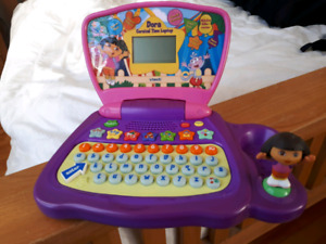Dora Lap Top Toy Vtech