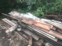 Pine Floor boards