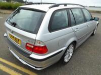 2004 BMW 3 Series 2.0 318i SE Touring 5dr