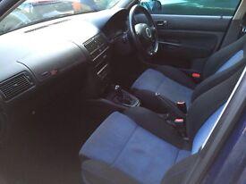 VW / SEATS / GOLF / MK4