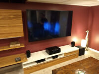Tech help, tv mounting, home theatre, home automation, security