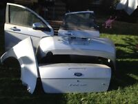 2010Ford  Focus Engine , Doors, Trunk, Bumper, transmission .