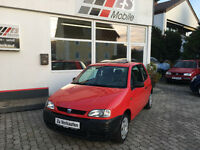 Seat Arosa Basis TÜV NEU