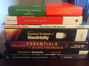 Electricial books for Industrial and residential.