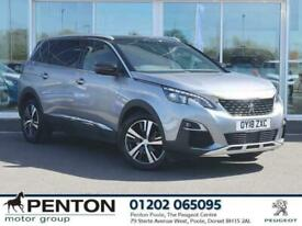 image for 2018 Peugeot 5008 1.6 BlueHDi GT Line EAT (s/s) 5dr SUV Diesel Automatic