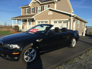 2006 BMW CONVERTIBLE 325 ci