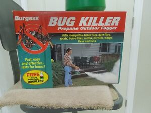 BUGS BE GONE !