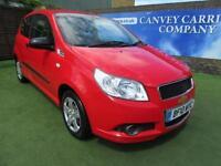 2010 Chevrolet Aveo 1.2 S 3dr