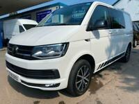 2018 Volkswagen Transporter 2.0 TDI BMT 150 Edition Kombi 14,000 Miles No Vat