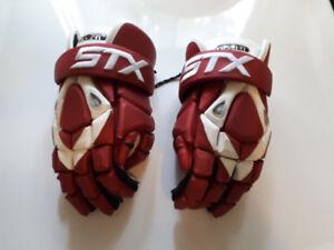 Brand new STX lacrosse gloves