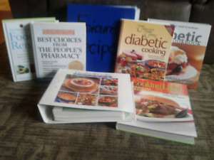 7 Cook Books