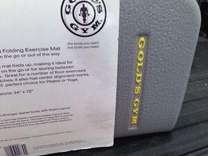 Golds gym folding workout mat Gatineau Ottawa / Gatineau Area image 3