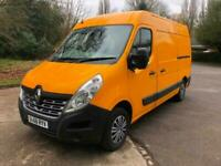 Renault Master 2.3dCi FWD MM35 125 Business NO VAT A/C FACTORY YELLOW