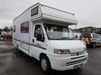Peugeot BOXER 320 SWB MOTORHOME ONLY 10000 MILES