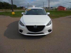 Mazda 3 Sport GS 2014