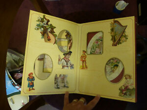 Victorian Family Keepsake Photo Album and Memory Box Kitchener / Waterloo Kitchener Area image 2