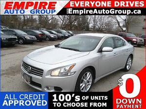 2011 NISSAN MAXIMA POWER GROUP * LEATHER * SUNROOF * BLUETOOTH *