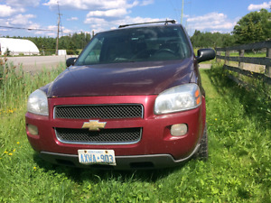 Chevy Uplander for Sale 2009