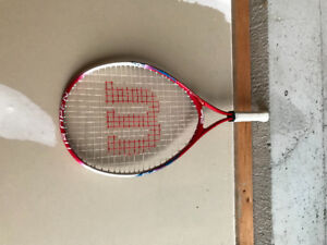 Child tennis's rackets
