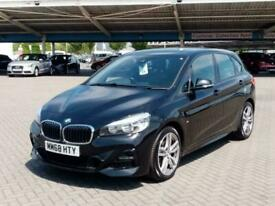 image for 2018 BMW 2 SERIES ACTIVE TOURER Bmw 218i M Sport Auto MPV Petrol Automatic