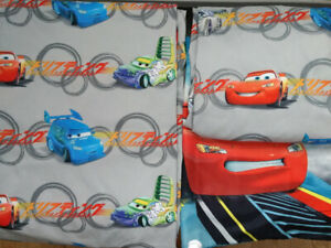 Ensemble de draps (Cars)