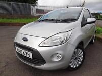 2010 Ford Ka 1.2 Zetec - ONLY Insurance Group 3, £30 Year Tax - KMT Cars