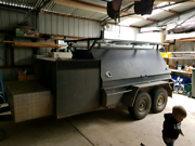 7x5 tradesmen trailer Berwick Casey Area Preview