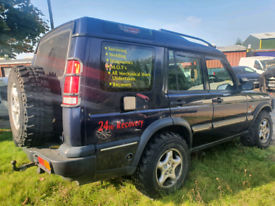 Discovery2 4.0 v8 gas or petrol