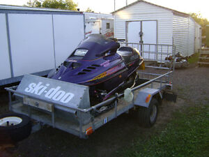 ***PARTING OUT SLEDS***        1997 FORMULA 3 600 TRIPLE SKI-DOO