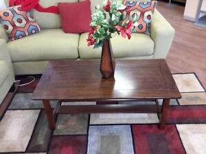 *** USED *** ASHLEY LANQUIST COFFEE/END TABLES   S/N:51163598   #STORE547