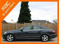2011 Mercedes-Benz E Class E250 CDI Turbo Diesel Sport Blue Efficiency Avantgard