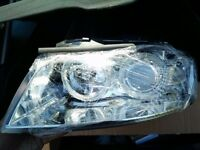 Brand new Xenon Headlights with Halo/Angel Audi A3 8p 2004-2008