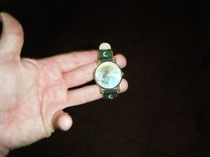 Vintage fishing watch