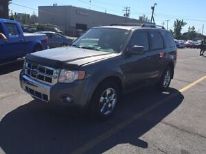 2009 Ford Escape LIMITED EDITION VUS