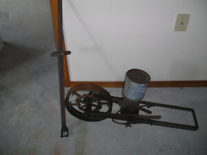 Antique Cast Iron garden seeder Kitchener / Waterloo Kitchener Area image 2
